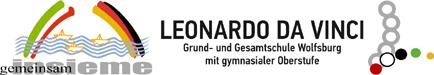 Leonardo da Vinci Schule Logo